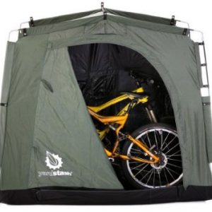 Bicycle Storage Shed - Storage Tent By YardStash