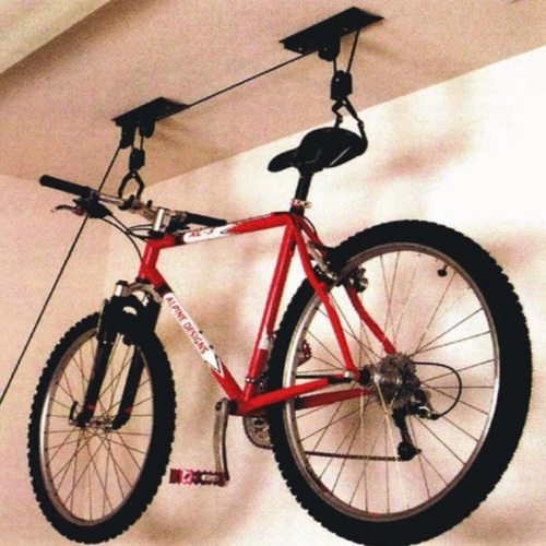 Bicycle Overhead Storage By Racor