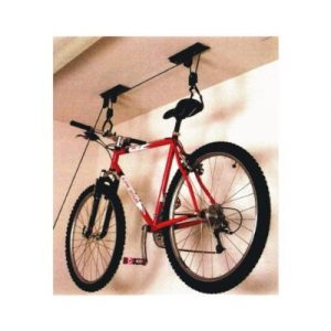 Ceiling Bicycle Storage Ideas - Bicycle Overhead Storage