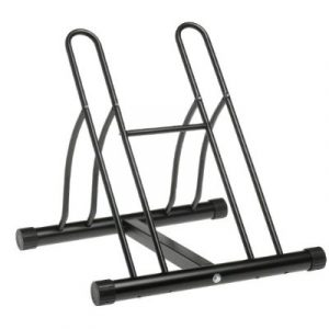 Floor Bicycle Storage Racks - Two Bike Floor Stand