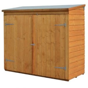 Bosmere Bicycle Wood Shed