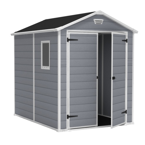 KETER Manor Outdoor Storage Shed