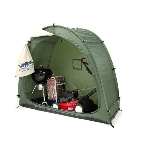 Tidy Tent  sc 1 st  Bicycle Storage Ideas & Topeak Bikamper One-Person Bicycling Tent - Bicycle Storage Ideas