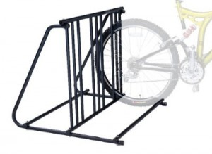 Floor Bicycle Storage Racks - Parking Valet by Hollywood Racks