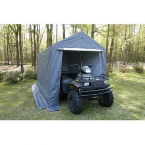 King Portable Garage