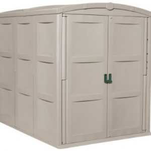 Bicycle Storage Shed - Suncast Storage Shed