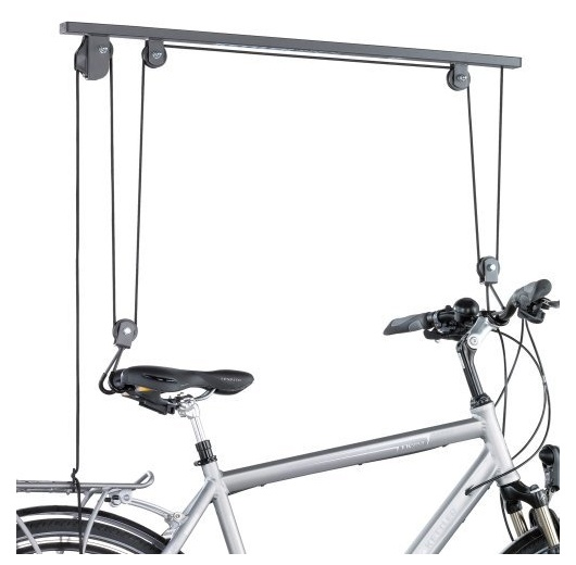 bicycle lifter by kettler is it the best ceiling storage rack. Black Bedroom Furniture Sets. Home Design Ideas