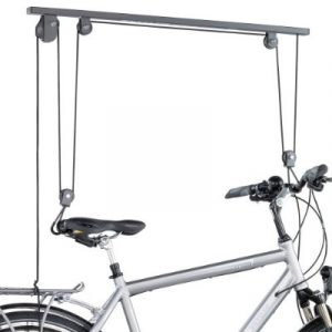 Ceiling Bicycle Storage Ideas - Kettler Spezi Bicycle Lifter