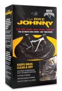 Bicycle Covers - White Lightning Bike Cover