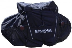 Rear Transport Cover for Bicycle