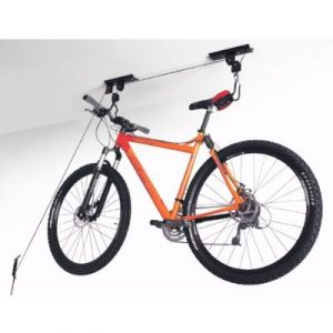 Ceiling Bicycle Storage Ideas - Idirectmart Garage Ceiling Rack