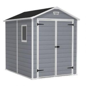 Bicycle Storage Shed - KETER Manor Outdoor Storage Shed