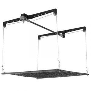 Ceiling Bicycle Storage Ideas - Platform Storage