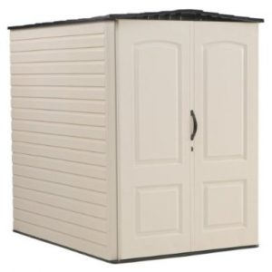 Bicycle Storage Shed - Rubbermaid