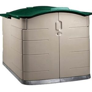 Bicycle Storage Shed - Rubbermaid Bicycle Storage Shed